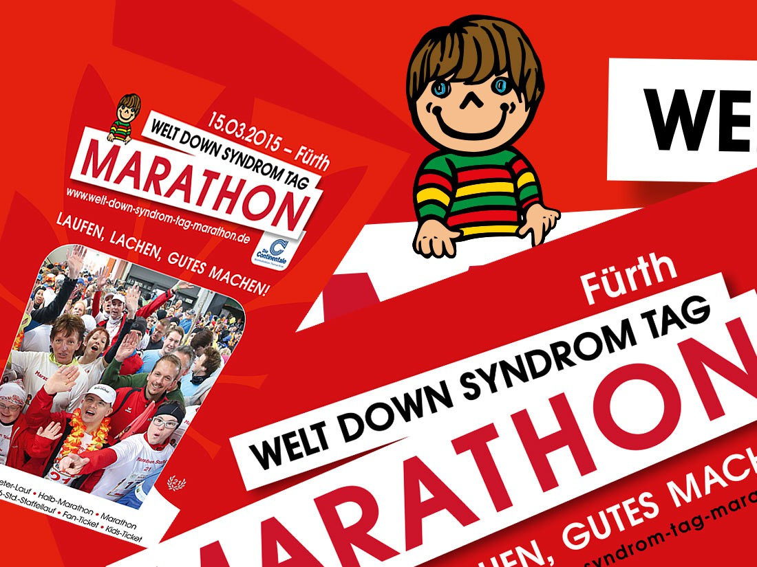 down syndrom marathon